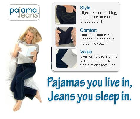 Unless you own pajamas that look exactly like an evening gown or you regularly sleep in your tux. Anything is possible.